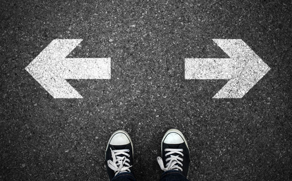 ۷ روش تصمیمگیری قاطع بدون پشیمانی