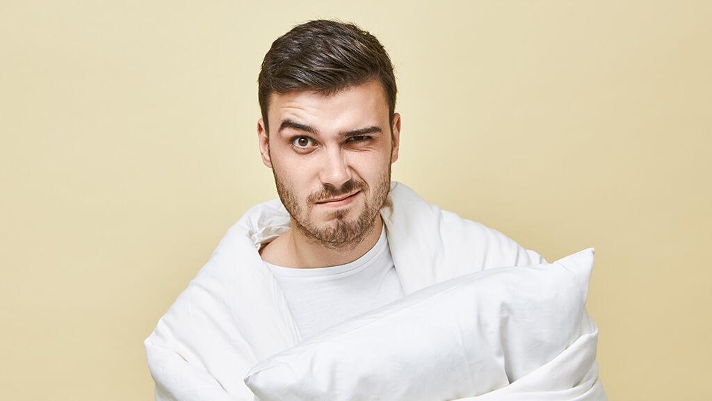 ۴ عمل اشتباه که خارج شدن از تخت را دشوار میکند