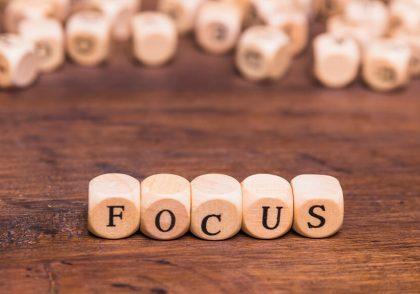 چگونه بر کارمان تمرکز کنیم؟
