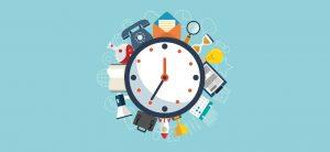 نقشه راه مدیریت زمان