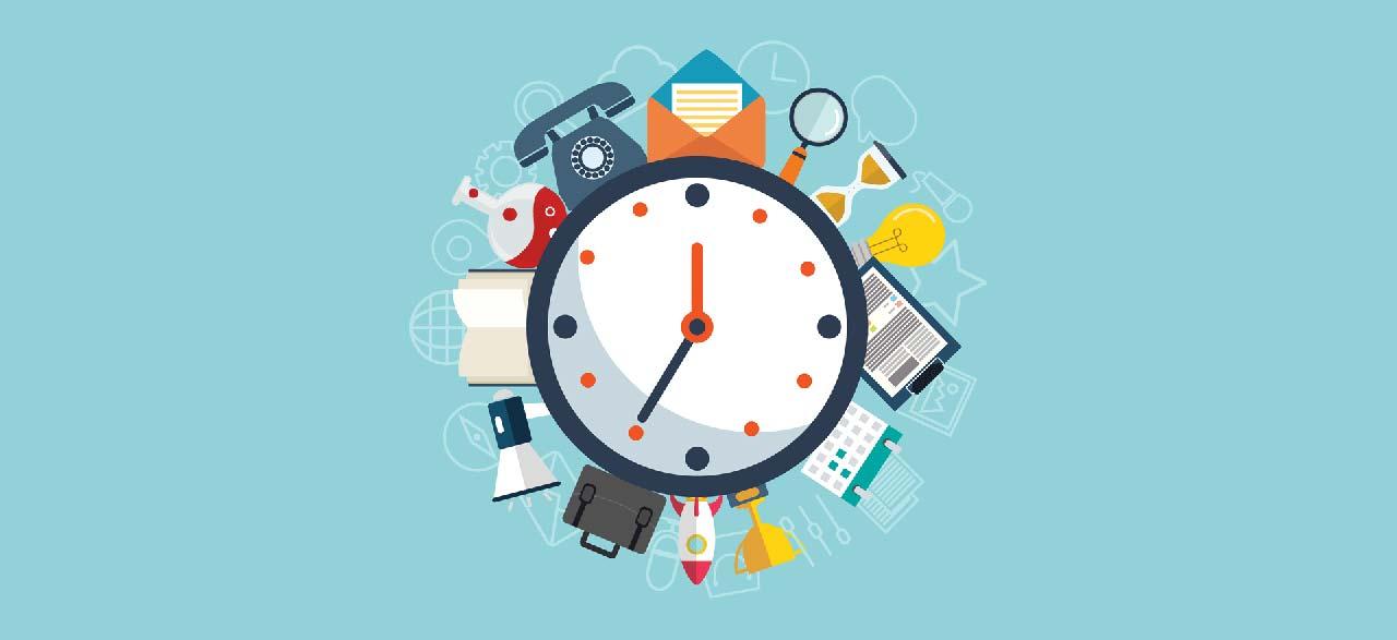 مدیریت زمان را از کجا شروع کنیم؟