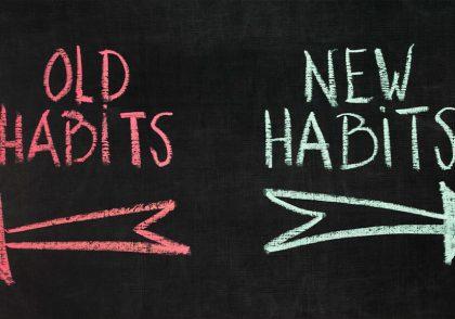 چگونه عادتهای بدم را تغییر بدهم؟