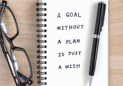 آیا نوشتن اهداف در موفقیت مؤثر است؟